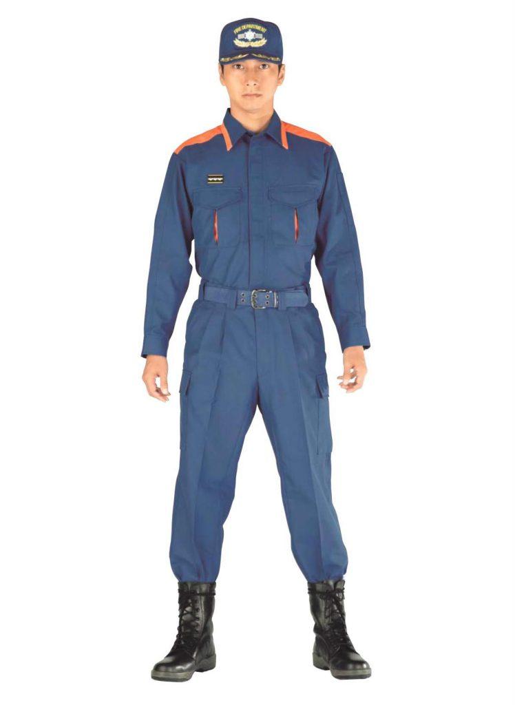 吏員用活動服